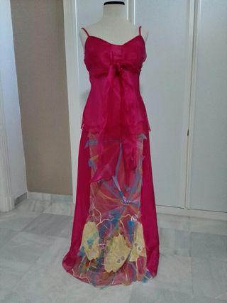 Vestido de Fiesta 3 piezas.