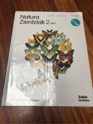 Libro Natura Zientziak 2 ESO