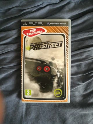 Juego PSP Need For Speed Prostreet