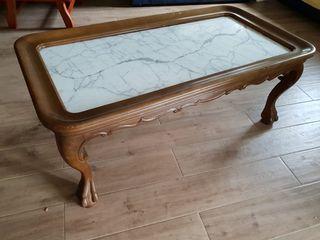 mesa de centro antigua