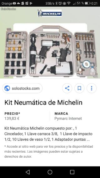 kit meumatica
