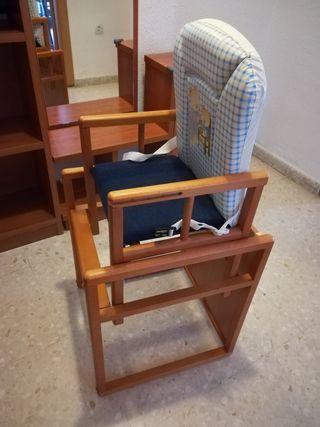 Trona= mesa + silla