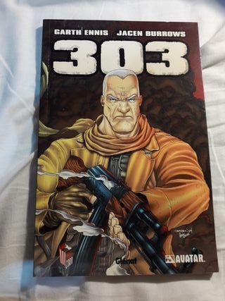 comic 303