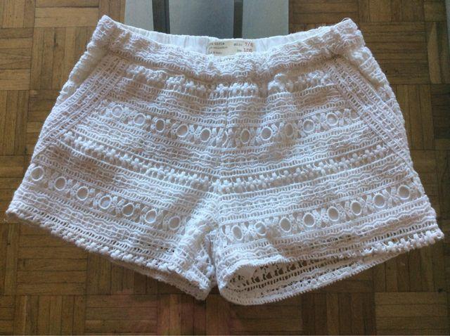 3ab1365e9 Pantalones cortos niña Zara de segunda mano por 7 € en Málaga en ...