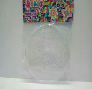 Plantilla Redonda Hama Beads