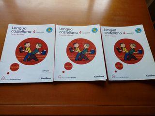 Libro 4primaria lengua castellana