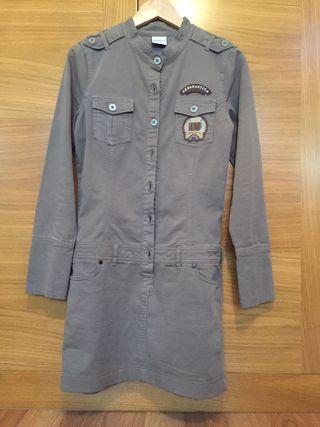 Vestido aeronautica militare Talla M