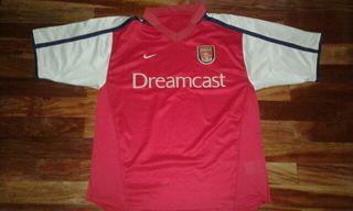 camiseta ARSENAL futbol