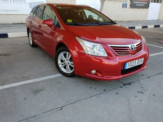 Toyota Avensis 2010 Cross Sport active