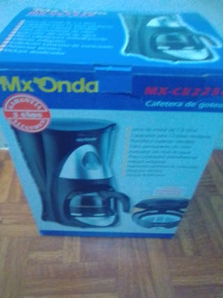 Cafetera de goteo Mx Onda MX-2256 ¡¡¡NUEVA!!!