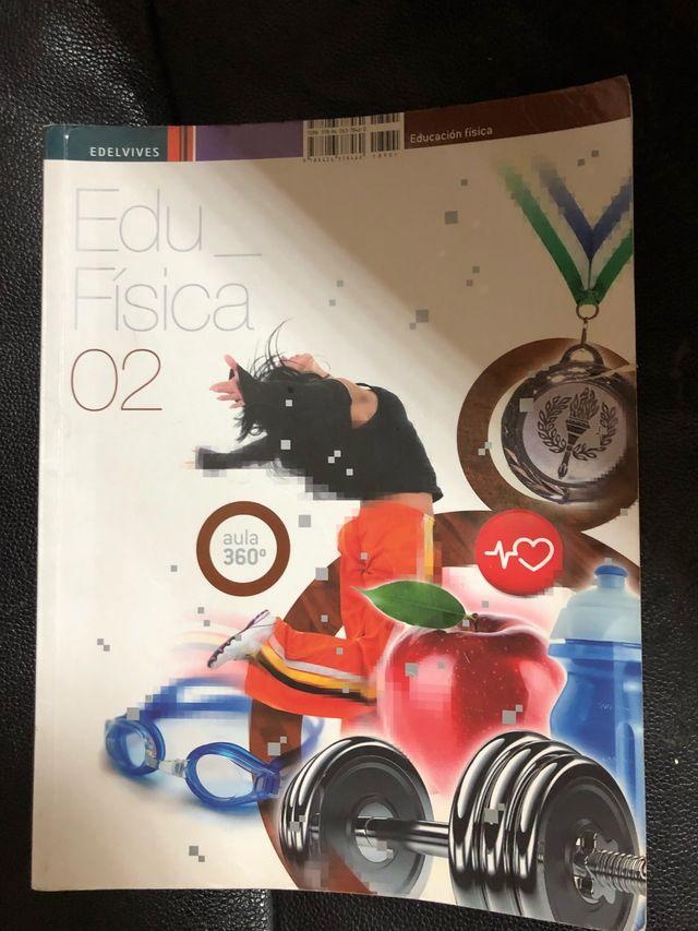 Libro Educacion Fisica 2ESO