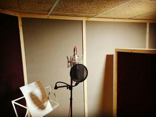 Grabación en estudio profesional