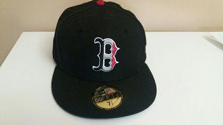 Snapback Red Sox (New Era)