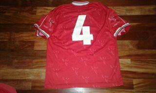 camiseta ATHLETIC futbol 2002-03