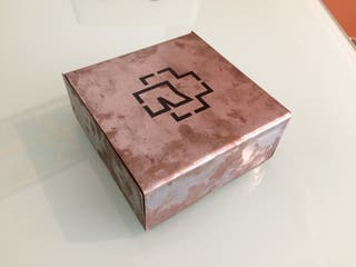 Rammstein Made In Germany Box