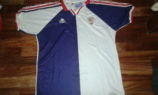 camiseta ATHLETIC futbol 95-97