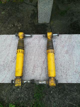 Amortiguadores traseros saxo 16v