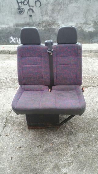 asiento doble delantero vito