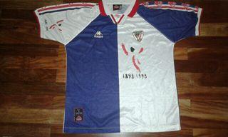 camiseta ATHLETIC futbol 97-98