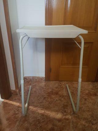 mesa plegable plastico
