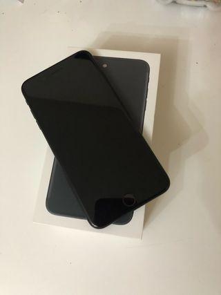 IPhone 7 Plus Negro 256 gb