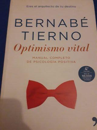OPTIMISMO VITAL Bernabé Tierno