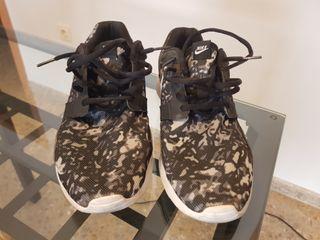 Zapatillas nike camuflaje
