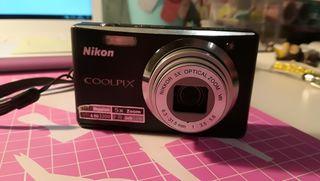 Cámara digital Nikon S460 Coolpix