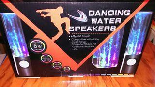 Dancing Water Speakers USB 2.0
