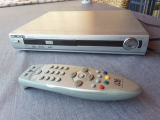 Reproductor DVD y CD Dolby y MP3
