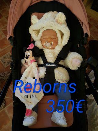 bebé reborns edición limitada