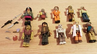 Minimates The Walking Dead