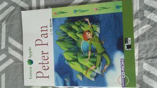 libro de Ingles de Peter Pan