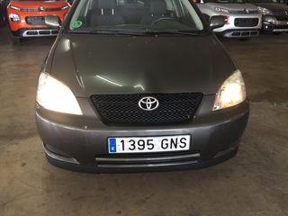 Toyota Corolla 2009 1.6 gasolin