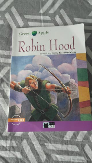 libro de Ingles de Robin Hood