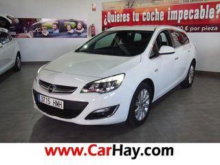 Opel Astra 1.7 CDTI Sports Tourer SANDS Excellence 96 kW (130 CV)
