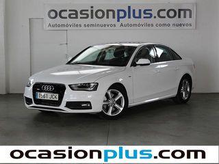 Audi A4 2.0 TDI S Line Edition Quattro 110 kW (150 CV)