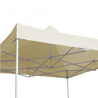 Carpa Plegable 2x2 ECO Crema