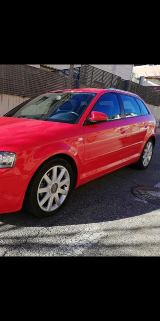 vendo kit suspensiones Audi A3 S line