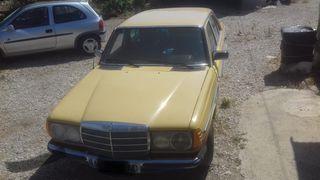 mercedes-benz 200D 1984