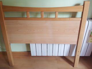 Camecero para cama de 90 cms
