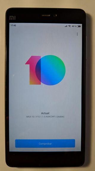 Xiaomi Mi4C 32GB 3GB Dual Sim