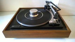 BSR McDonald 610 Plato Tocadiscos Vintage