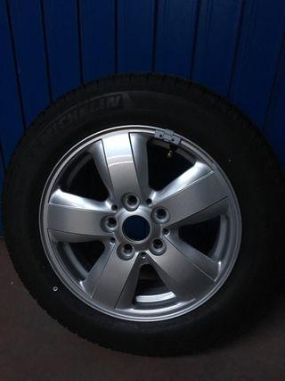 4 llantas ruedas coche
