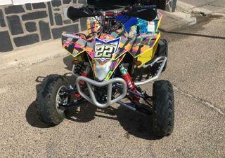 quads Suzuki ltr 450