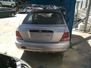 Hyundai accent para despiece lláme al 660138727