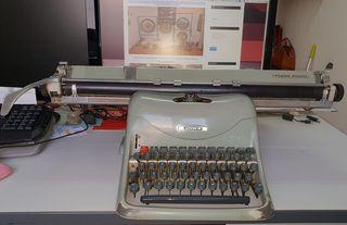 Maquina escribir Olivetti Lexicon 80 carro de 65cm
