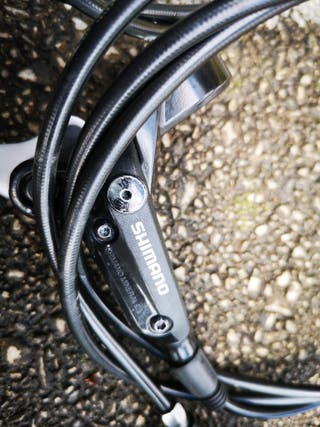 llantas syncross+cubiertas+frenos m365 nuevos
