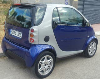 Smart City Coupe 1999
