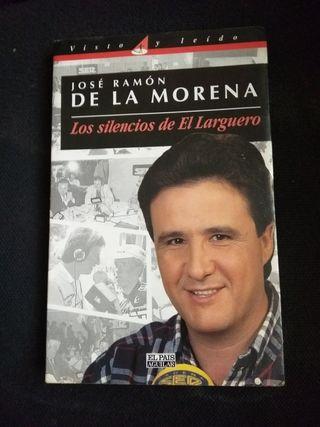 """Libro """"Los silencios del larguero"""""""